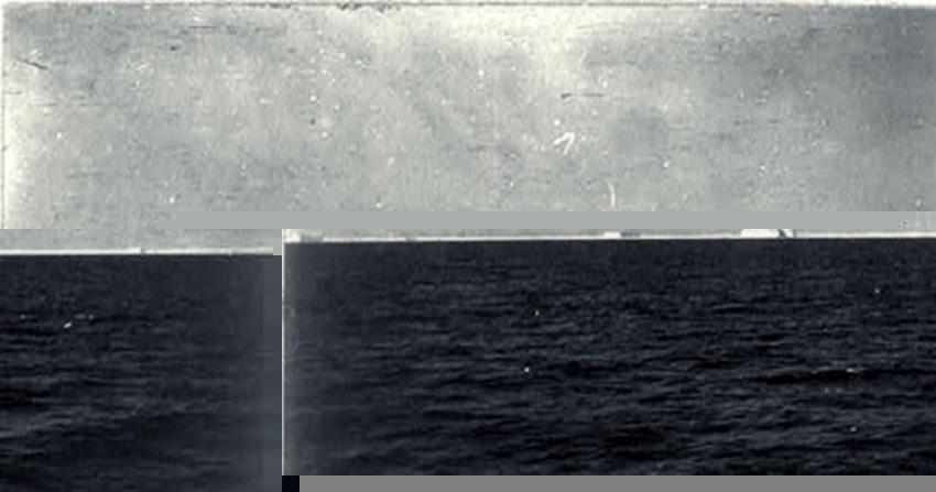 El iceberg que hundió al Titanic