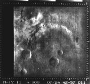 Marte capturado por la Mariner 4