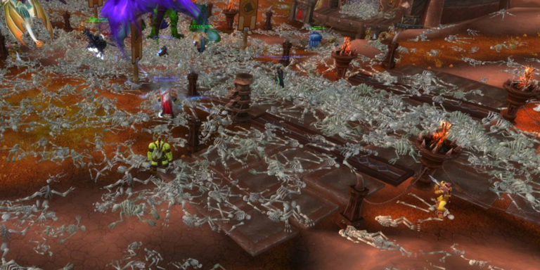 Corrupted Blood, la epidemia virtual que azotó al World of Warcraft