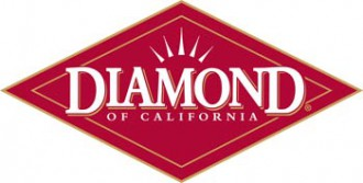 Logo de la compañía Diamond of California.